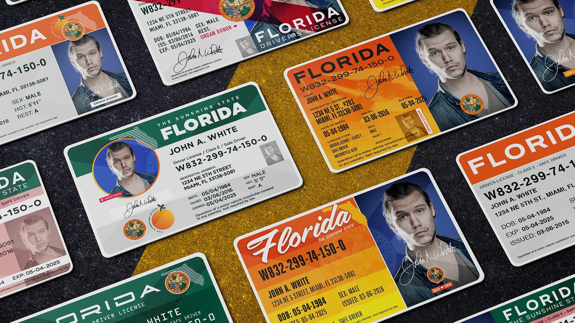what does restriction b mean on drivers license in florida